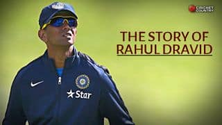 VIDEO: Rahul Dravid shares his journey of life