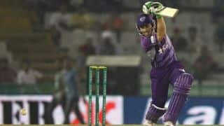 Live Updates: Cobras vs Hurricanes CLT20 2014