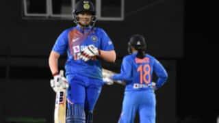 शेफाली वर्मा, दीप्ति शर्मा की पारियों के दम पर टीम इंडिया ने बनाए 132 रन