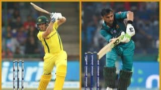 1st ODI: Pakistan brace for resurgent Australia in Sharjah