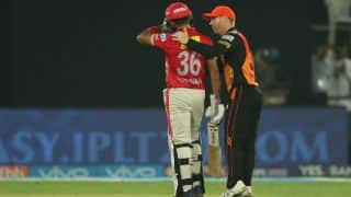 IPL 2017 LIVE Streaming, Sunrisers Hyderabad (SRH) vs Kings XI Punjab (KXIP): Watch SRH vs KXIP live IPL 10 match on Hotstar