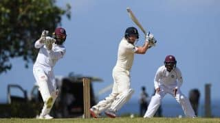 England vs CWI President's XI: Jonny Bairstow hits 98 as tourists make 379