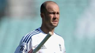 Jonathan Trott returning to England setup not an immediate priority, says Dougie Brown