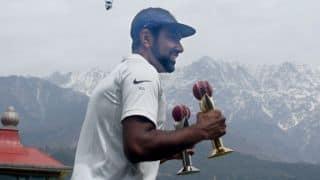 India vs Australia: Ravichandran Ashwin receives the Garfield Sobers Trophy