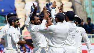 Shami continues to prove himself as India's premier pace bowler