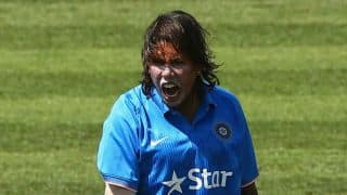Indian pacer Jhulan Goswami holds the record of most wickets in Women's ODIs