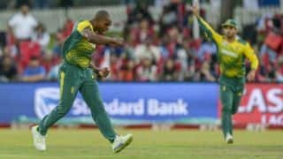South Africa announce squad for Sri Lanka limited over series
