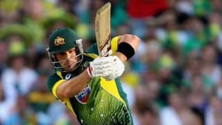 Australia win toss, elect to bat first in 1st T20I at Hobart