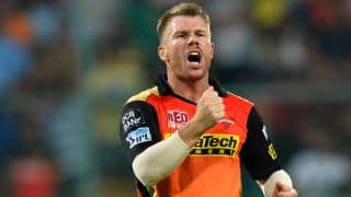 David Warner: If Chris Gayle got going in IPL 2016 Final, would have been difficult to stop him