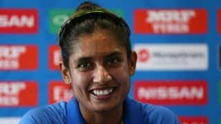 WWC17: Mithali Raj praises team effort post India's win over New Zealand
