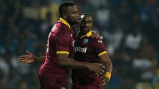 DJ Bravo congratulate Kieron Pollard on being appointed Captain; Jokes about coming back to West Indies team