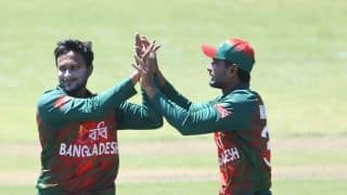 Asia Cup 2018: Bangladesh include Shakib Al Hasan, recall Mohammad Mithun and Ariful Haque
