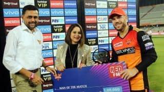 IPL Orange Cap 2019: David Warner finishes IPL 12 with most runs