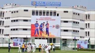 Delhi Daredevils inaugurate their first cricket academy ahead of IPL 2015