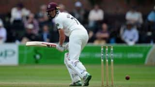 Matt Renshaw continues his good run for Somerset