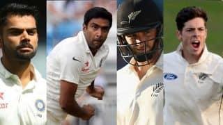 India vs New Zealand: Do Kane Williamson-Mitchell Santner resemble Virat Kohli-Ravichandran Ashwin?