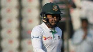 Mushfiqur Rahim confident of upsetting Sri Lanka in upcoming Test series