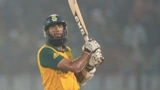 India vs South Africa ICC World T20 2014 semi-final: South Africa 13/1 after 2 overs