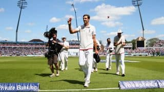 James Anderson jumps to 2nd, Mitchell Johnson drops down to 5th in ICC Test rankings
