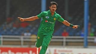Pakistan vs Sri Lanka, 4th ODI: Hasan Ali becomes most successful fast bowler after taking 54 wickets in 25 ODIs