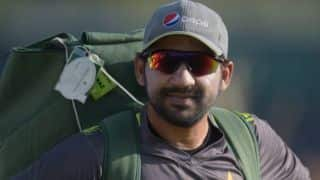 Not expected Sarfraz could be banned for 4 matches by ICC: PCB source