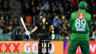 2nd T20I: Steve Smith's sublime 80 helps Australia beat Pakistan by 7 wickets
