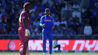 गयाना वनडे : भारत ने टॉस जीता, वेस्टइंडीज को बल्लेबाजी के लिए किया आमंत्रित