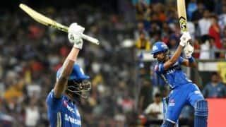 मुंबई ने सुपर ओवर में हैदराबाद को हराया, प्लेऑफ में बनाई जगह