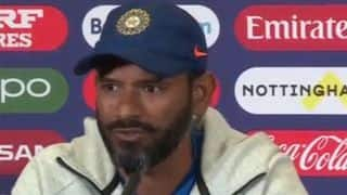 Our fielders are willing to risk injury just to save one run: R Sridhar