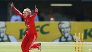 Women's National Cricket League 2015: Awesome to play alongside Meg Lanning, says Danielle Wyatt