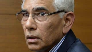 BCCI officials raise voice over COA chief Vinod Rai age