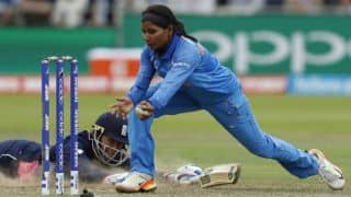 Rajeshwari Gayakwad replaces Ekta Bisht in T20 tri-series