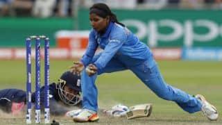 Rajeshwari to replace Ekta in T20 tri-series