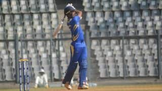 Aditya Tare to captain Mumbai in Super League of Syed Mushtaq Ali Trophy 2017-18