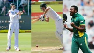 Keshav Maharaj, Stephen Cook, Andile Phehlukwayo awarded South Africa central contracts for 1st time