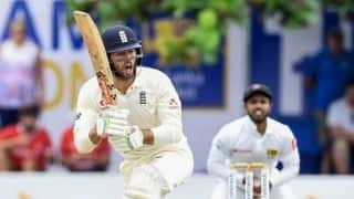 1st Test, Day 1: Foakes leads rearguard as England take tea at 199/6