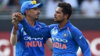 We understand each other's bowling: Kuldeep Yadav on Yuzvendra Chahal
