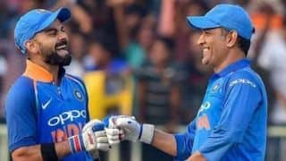 There is no doubt that MS Dhoni should be a part of this team: Virat Kohli