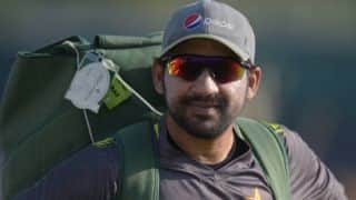 Decision to suspend Sarfraz Ahmed is