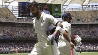 Sanjay Manjrekar lashes out at Virat Kohli for on-field behaviour after verbal duel with Tim Paine