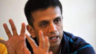 Indian players should have played Ranji Trophy matches, says Rahul Dravid