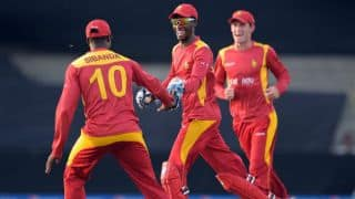 Zimbabwe announce squads for ODIs, T20Is against Pakistan