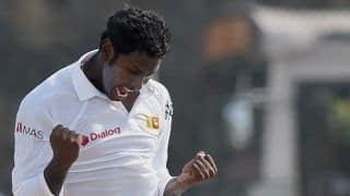 Angelo Mathews speechless following victory over India in series opener