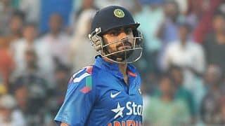 Kohli demands batsmen play more responsibly