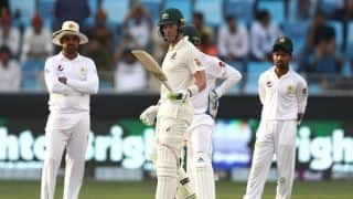 Australia's Dubai heist finds pride of place in epic Test draws