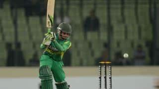 Bangladesh post 240/8 against Sri Lanka in 3rd ODI