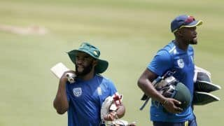 South Africa cricketers may resume training from next week: report