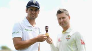 England vs Australia The Ashes 2015, Live Cricket Score: 1st Test at Cardiff, Day 1