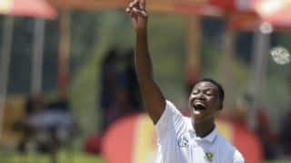 Ngidi becomes 2nd South African to take 5-for on debut against India