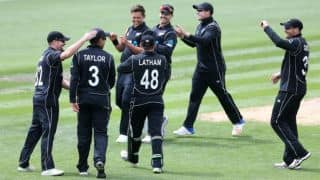 Trent Boult's 5-for helps New Zealand wrap up ODI series 3-0 against Pakistan